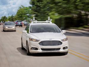 Ford's autonomous car